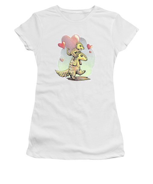 Endangered Animal Pangolin Women's T-Shirt (Athletic Fit)