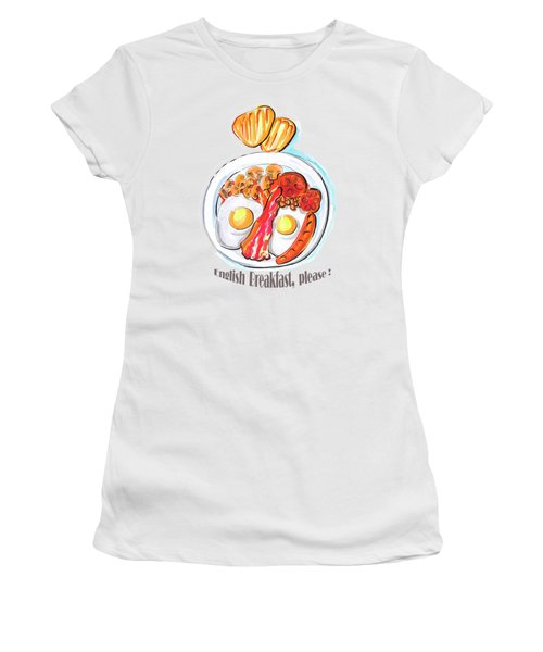 English Breakfast Women's T-Shirt