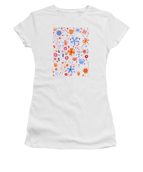 English Meadow Women's T-Shirt