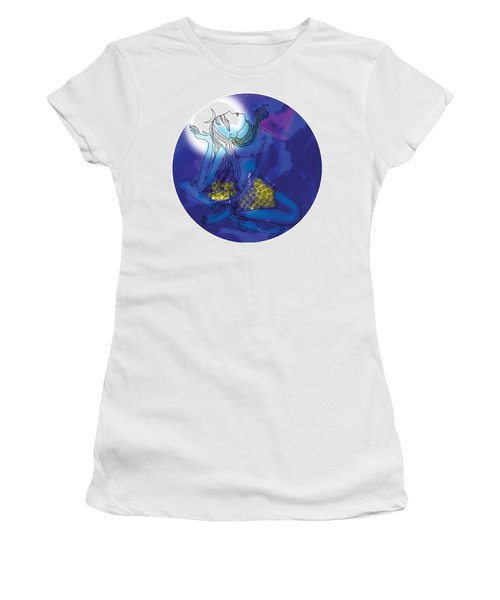 Enlightened Shiva  Women's T-Shirt