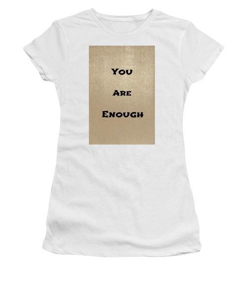 Enough #2 Women's T-Shirt