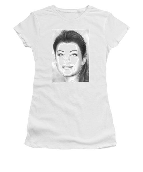 Erica Durance Women's T-Shirt