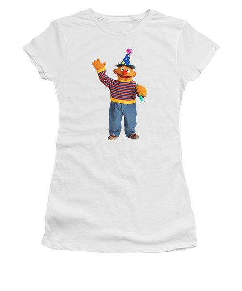 Ernie Women's T-Shirt (Athletic Fit)