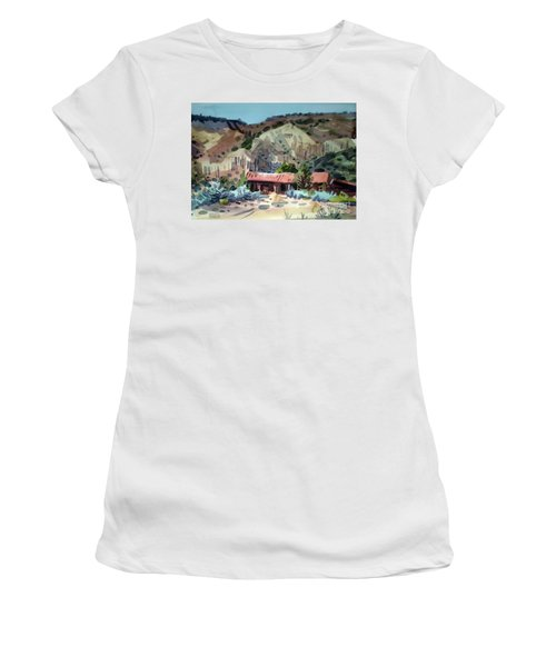 Espanola On The Rio Grande Women's T-Shirt