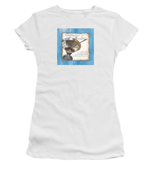 Espresso Martini Women's T-Shirt (Athletic Fit)