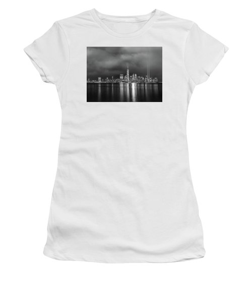 Etched Into The Sky Women's T-Shirt (Athletic Fit)
