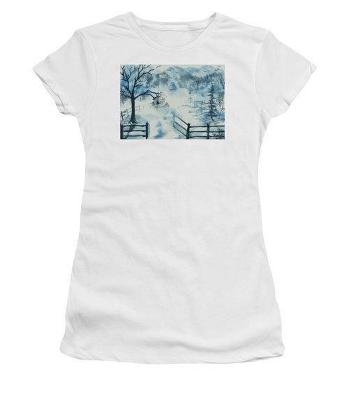 Ethereal Morning  Women's T-Shirt