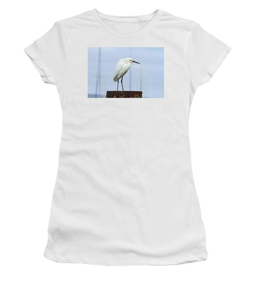 Ever Watchful Women's T-Shirt (Athletic Fit)