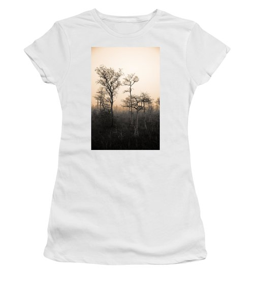 Everglades Cypress Stand Women's T-Shirt