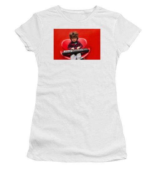 Exploring Piano Women's T-Shirt