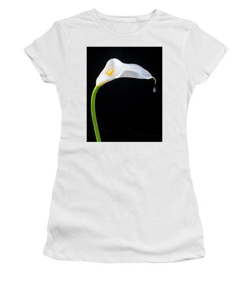 Falling Drop Women's T-Shirt