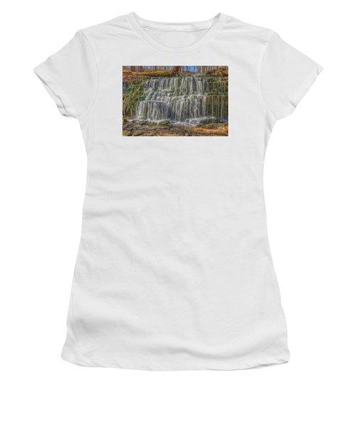 Falling Water Women's T-Shirt