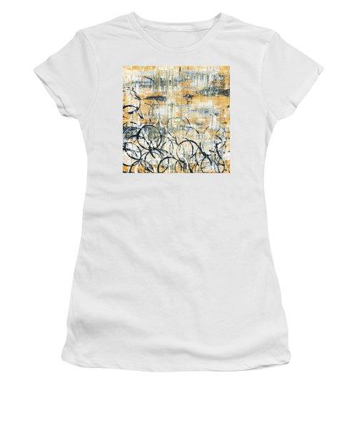 Falls Design 3 Women's T-Shirt (Athletic Fit)