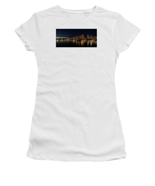 False Creek Reflections Women's T-Shirt