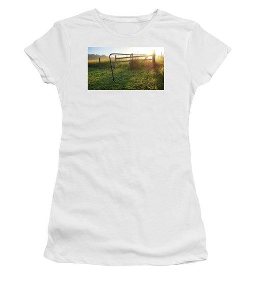 Farm Gate Women's T-Shirt