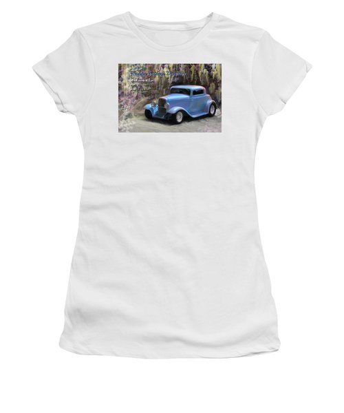 Fathers Day Classic Dad Women's T-Shirt (Athletic Fit)