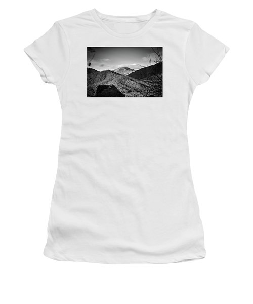 Feathertop Women's T-Shirt (Athletic Fit)