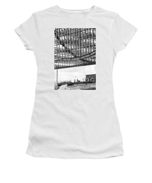 Federal Reserve Construction Women's T-Shirt