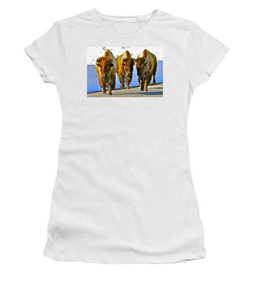 Feet Don't Fail Me Now #2 Women's T-Shirt