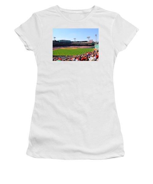 Fenway Women's T-Shirt (Athletic Fit)
