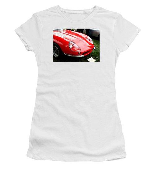 Ferrari 1 Women's T-Shirt (Athletic Fit)