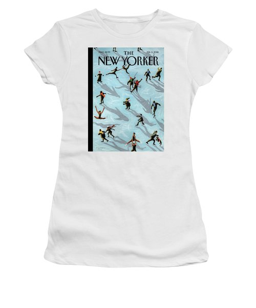 Figured Skaters Women's T-Shirt