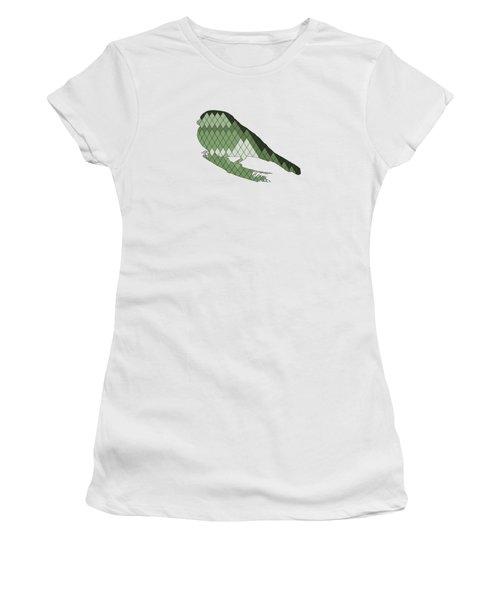 Finch Women's T-Shirt (Junior Cut) by Mordax Furittus