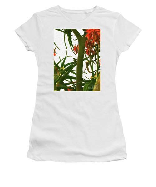 Finding Fortune Women's T-Shirt (Junior Cut) by Gem S Visionary