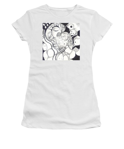 Finding The Goose That Laid The Egg Women's T-Shirt