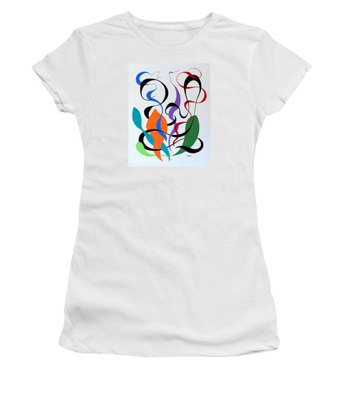 Finding Women's T-Shirt (Athletic Fit)