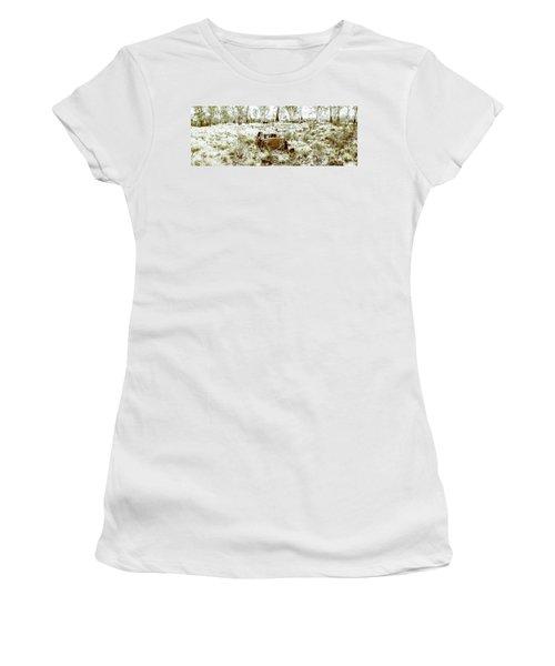 Fine Art Tasmania Bushland Women's T-Shirt