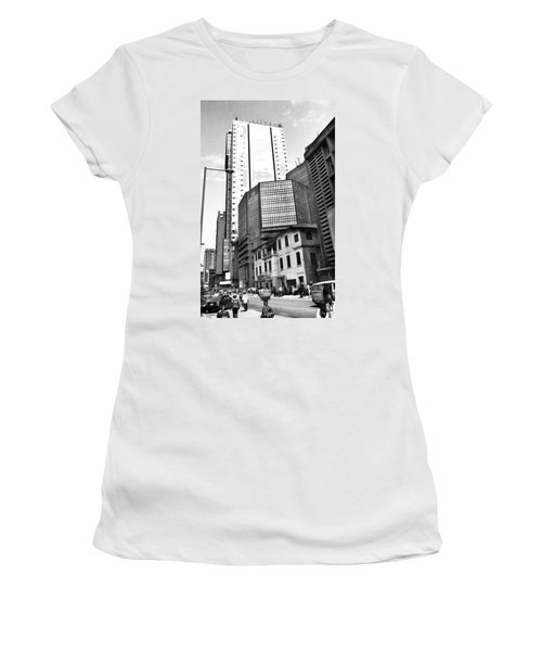 First Bank Marina Women's T-Shirt (Athletic Fit)