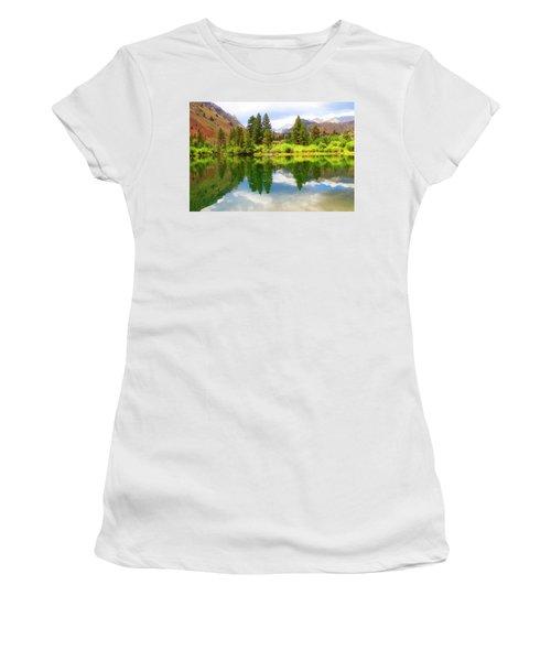 Fishing Intake 2 Women's T-Shirt (Athletic Fit)