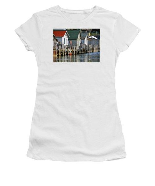 Fishtown In Leland Women's T-Shirt