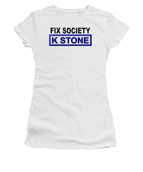 Fix Society 2nd Edition Women's T-Shirt