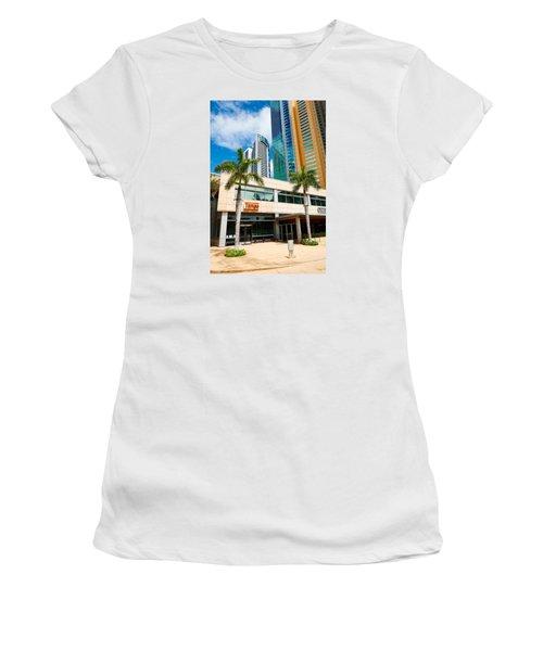 Fla-150531-nd800e-25125-color Women's T-Shirt (Junior Cut) by Fernando Lopez Arbarello