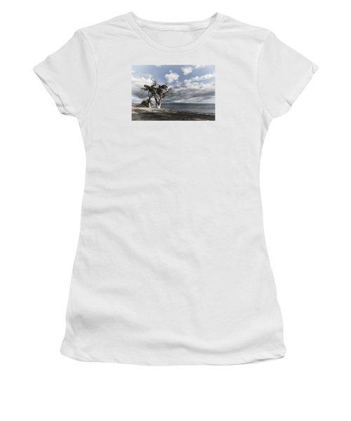 Fla-150717-nd800e-25953-color Women's T-Shirt (Junior Cut) by Fernando Lopez Arbarello