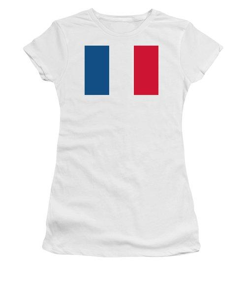 Flag Of France Women's T-Shirt