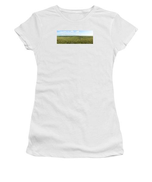 Flint Hills Women's T-Shirt (Athletic Fit)