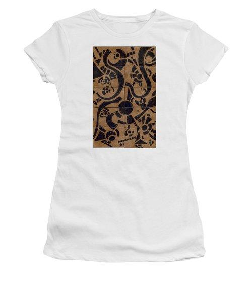 Flipside 1 Panel D Women's T-Shirt