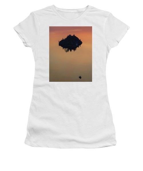 Floating Castle Women's T-Shirt
