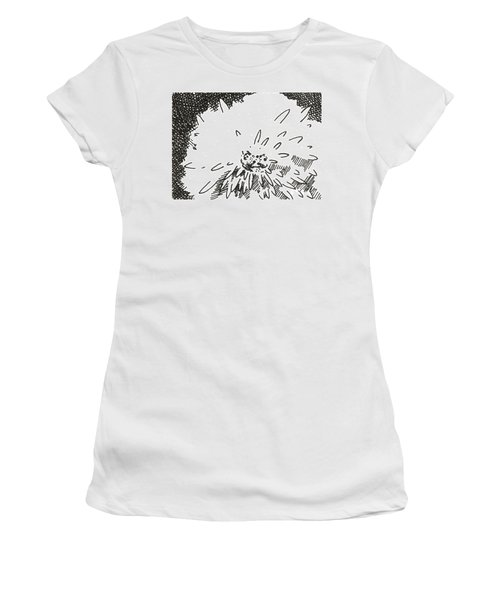 Flower 1 2015 Aceo Women's T-Shirt