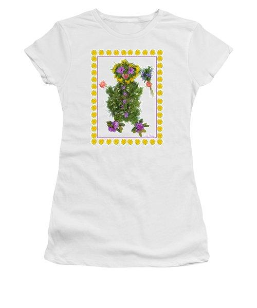 Flower Baby Women's T-Shirt
