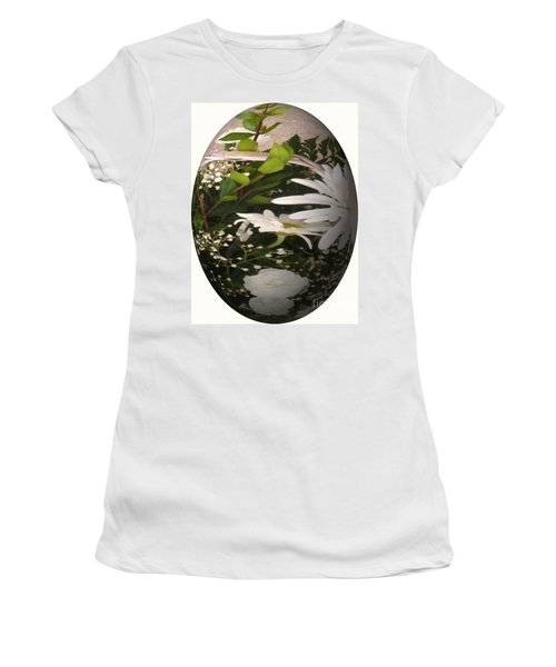 Flower Egg Women's T-Shirt