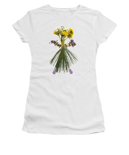 Flower Head Women's T-Shirt