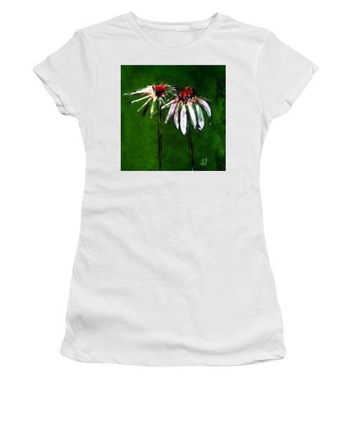 Flowers - 14april2017 Women's T-Shirt (Athletic Fit)