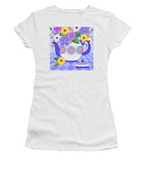 Flowers From My Garden Women's T-Shirt