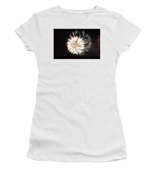Flowers In The Sky Women's T-Shirt