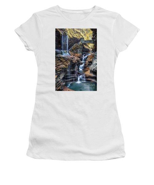 Flowing Dream Women's T-Shirt