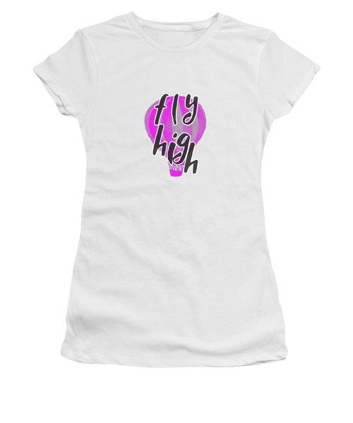 Fly High Women's T-Shirt